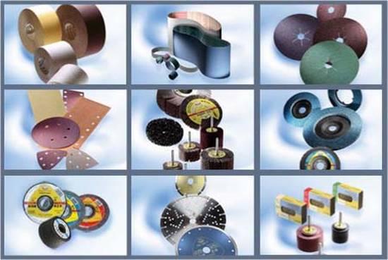 Абразивные инструменты