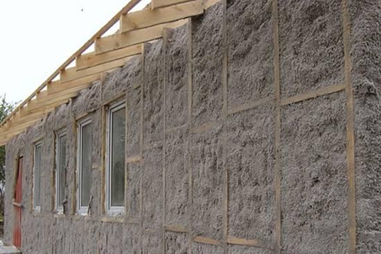утепение деревянного дома